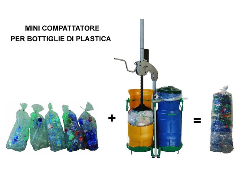 compattatori di rifiuti ecology group isola ecologica