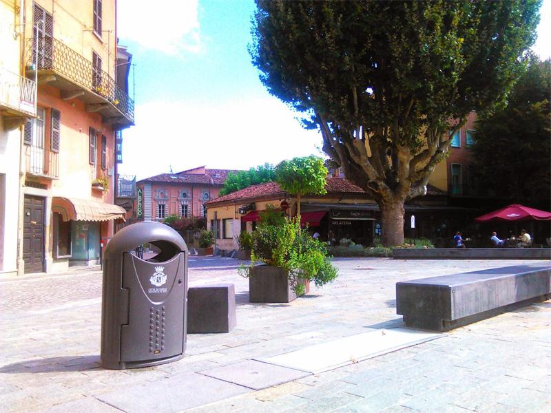 attrezzature e prodotti per arredo urbano spazio verde